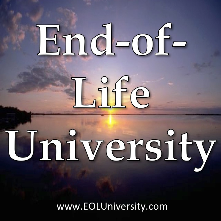 Ep. 35 April End of Month Update on the End-of-Life with Dr. Karen Wyatt