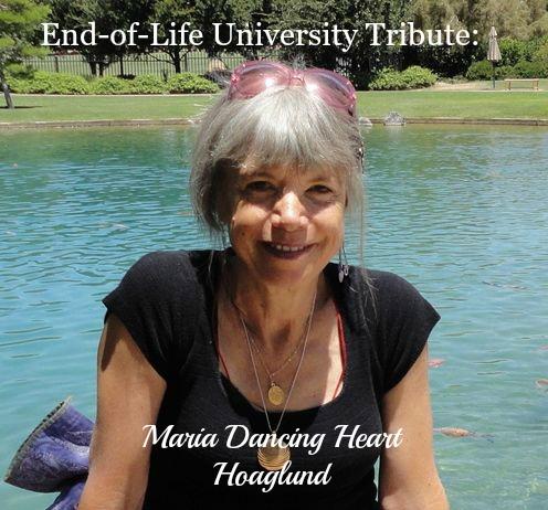 Ep. 36: Tribute to Maria Dancing HeartHoaglund