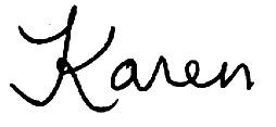 karen-signature