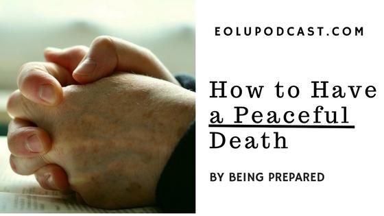 PodcastPeacefulDeath